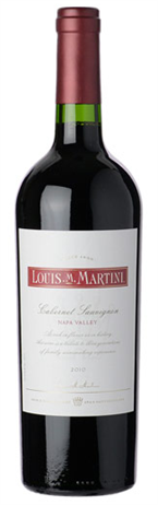 Louis M Martini Cabernet Sauvignon Napa Valley